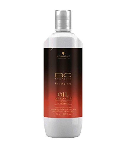 Schwarzkopf Professional BC Oil Miracle Champú - 1000 ml