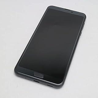 国内版SIMフリー シャープ AQUOS sense3 plus SH-RM11 ブラック