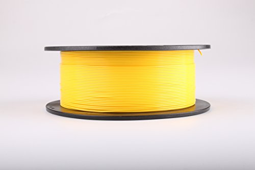 CoLiDo 3D Printing Filament PLA 1.75mm Spool Yellow 1KG