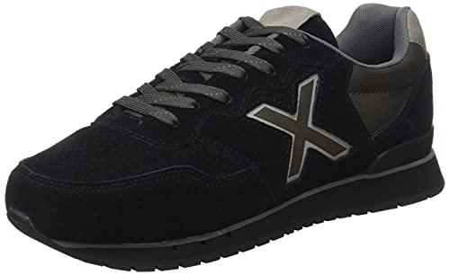 Munich Dash Premium 97, Zapatillas Unisex Adulto, Negro, 43 EU