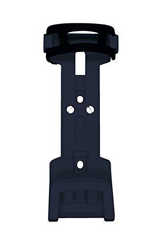 Trelock 2231360520 Halter Für Faltschloss, schwarz, 20 x 8 x 8 cm
