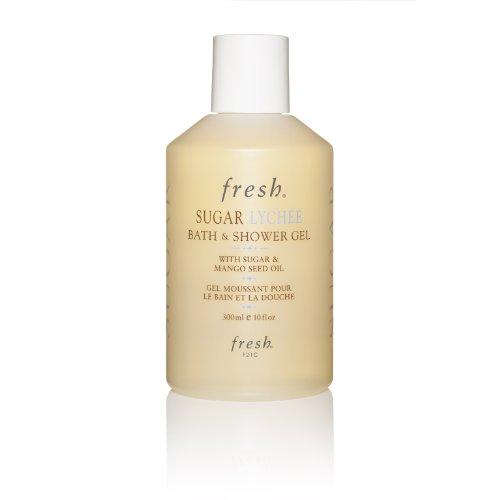 Fresh Sugar Lychee Shower Gel, 10 Ounce, clear (B000LI7XPG)