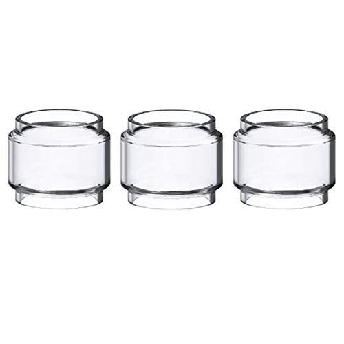 Smok Bulb Pyrex Glas Tube #2 8ml con 3 pezzi per serbatoio TFV12 Prince Senza nicotina senza fumo (Bulb Pyrex Glass Tube #2)
