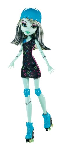 Mattel X3672 Monster High Sport Frankie