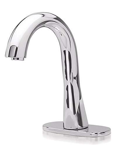 Toto Gooseneck Single Hole Bathroom Faucet TEL155-D10E#CP Polished Chrome