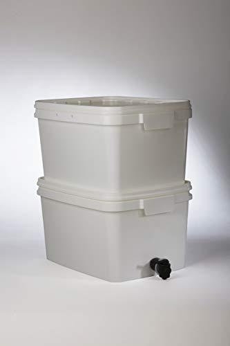 Doulton Wasserfilter HFK Schwerkraft-Haushaltsfilter & 2 x ATC Super Sterasyl Kerzen – Komplettsystem