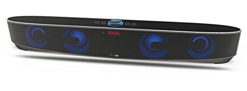 L-Link LL-2203 - Altavoz Bluetooth V4.1 con led Color Azul, Negro ()