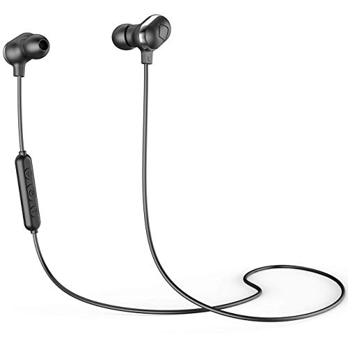 Bluetooth Headphones,Sports Wireless Earbuds Bluetooth 5.0, DSP Noise Cancelling 10H Battery