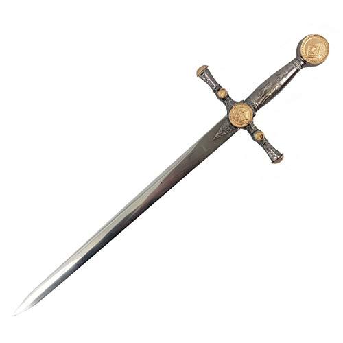 Haller Brieföffner Schwert Freimaurer
