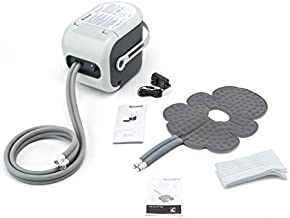 Ossur Cold Rush Therapy Machine System with Knee Pad- Ergonomic, Adjustable Wrap Pad Included- Quiet, Lightweight and Strong Cryotherapy Freeze Kit Pump