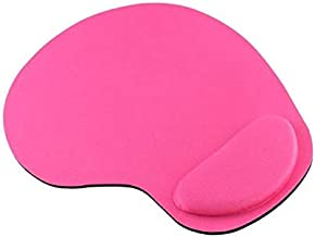 Portable Thickened Mouse Pad For Pc, Office With Wrist Support