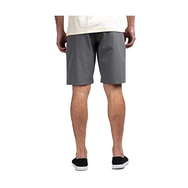 TravisMathew Mens Beck Shorts