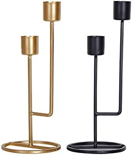 Inventory cleanup selling sale Chromzz Candle Holder – 2-Arm Mo Stick service
