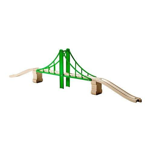 IKEA LILLABO Schienen+Brücke 5 Teile