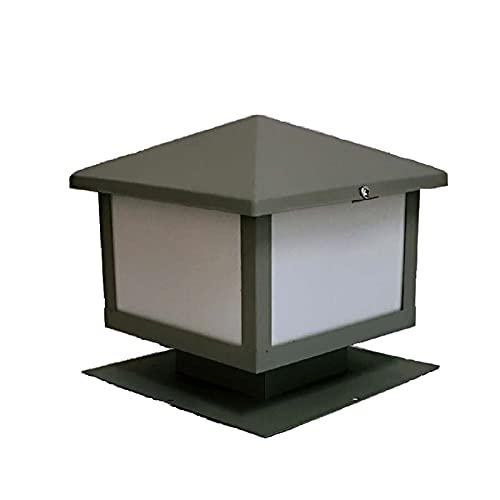 Faros De Columna De Cerca, Luces LED Al Aire Libre, Equipo De Iluminación, Poste De Cerca Luces De Paisaje