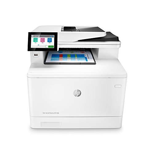 HP Color LaserJet Enterprise M480f Multifunction Duplex Printer (3QA55A)