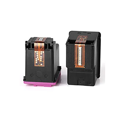 YXYX Compatible para el reemplazo del Cartucho de tóner HP301XL para HP DeskJet 1000 1050 2000 2050 Impresora Cinta de Tinta Laser Laser Conductor BK, C, Y, M, Fiabilidad Suit