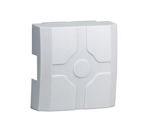 HUBER Westminster Gong Klingel Elektronisch für die Haustür I ElektronischeTürklingel Haus Tür I Türgong Batteriebetrieben 84 dB(A), Doorbell 8V-12V