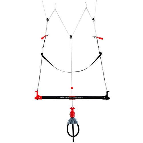 Wolkenstürmer Quad-Bar, 60 cm, vierleinige Lenkstange für 4-leiner Lenkdrachen, Kite, Lenkmatten, Powerkite