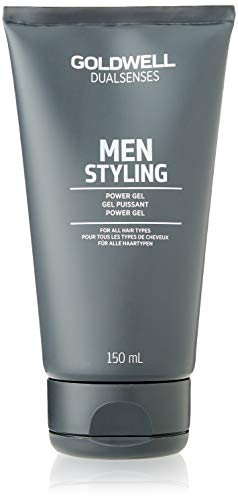 Goldwell Dualsenses for Men Styling Power Gel, 1er Pack, (1x 150 ml)