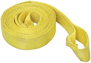 Liftall TS1803TX30 Tuffedge Polyester Web Tow-All 1-ply Vehicle Strap 3 x 30 18 Length 8 Width
