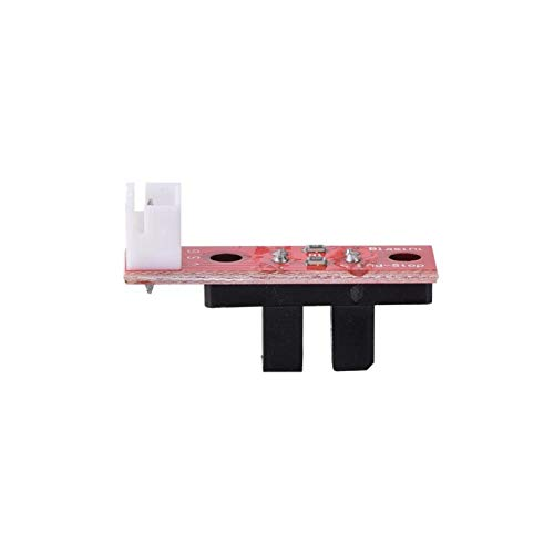 Compacto Profesional Pequeño Resistente a la Corrosión Ligero Bajo Consumo de Energía Interruptor de Tope Final Óptico Compatible con Tablero RAMPS 1.4 para Impresora 3D