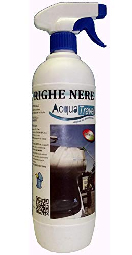 Acquatravel PULITORE Righe Nere per Camper E Barche 0,75L