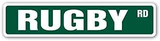 Cortan360 RUGBY Street Sign vest head guard ball kicking| Indoor/Outdoor | 8