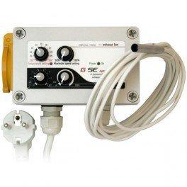 Controller von Temperatur und Geschwindigkeit mit Hysterese 10A–GSE