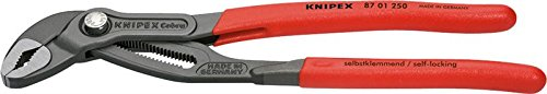 KNIPEX 099,668 Cobra Hightech waterpomptang 87 01 250