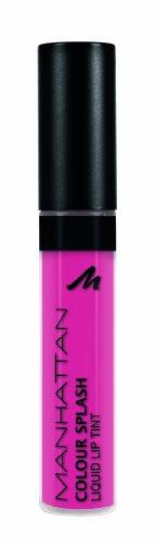 Manhattan Colour Splash Liquid Lip Tint 54L, 1er Pack (1 x 7 ml)