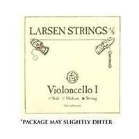 Larsen 4/4 Cello String Set Strong Gauge【並行輸入】