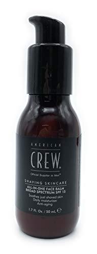 American Crew Shaving Skincare All-In-One Face Balm Spf15 50 Ml - 50 Mililitros