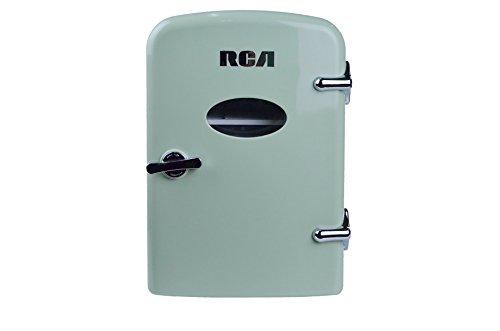 RCA RMIS129-MINT Mini Fridge, Mint