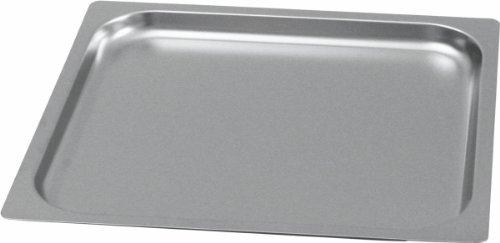 Gastronorm Einschubblech Backblech Blech GN 2/3 mit glattem Rand und 65 mm Tiefe