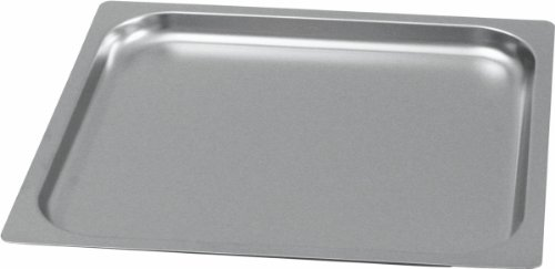 Gastronorm Einschubblech Backblech Blech GN 2/3 mit glattem Rand und 20 mm Tiefe