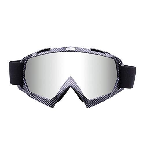 TYHDR Gafas de esquí de marca Gafas de máscara de esquí grandes Esquí Hombres Mujeres Snow Snowboard Gafas Anti-arena A prueba de viento