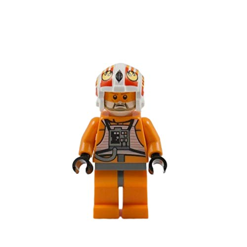 JEK PORKINS (Rebel X-WING Pilot) - LEGO Star Wars Minifigure
