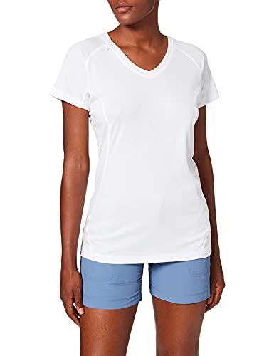 Regatta Polo Femme Ergonomique, Léger et Respirant Évacuant Rapidement L'humidité Beijing T-Shirts/Polos/Vests Homme White/White FR: XXS (Taille Fabricant: 8)