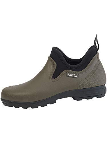 Aigle Unisex-Erwachsene Lessfor Plus M Holzschuh, kaki, 39 EU