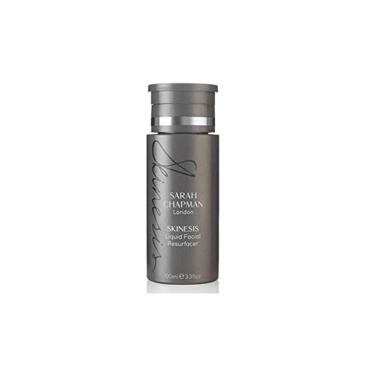 サラチャップマン液体顔(100)に x4 - Sarah Chapman Skinesis Liquid Facial Resurfacer (100ml) (Pack of 4) [並行輸入品]