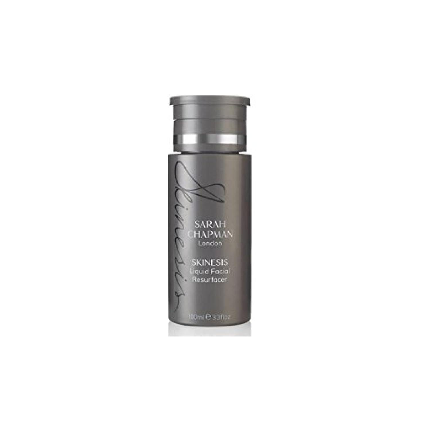 フォローベンチャーカバレッジSarah Chapman Skinesis Liquid Facial Resurfacer (100ml) (Pack of 6) - サラチャップマン液体顔(100)に x6 [並行輸入品]