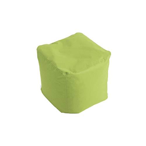 knorr-baby 440204 - Sgabello quadrato, misura M, colore Verde