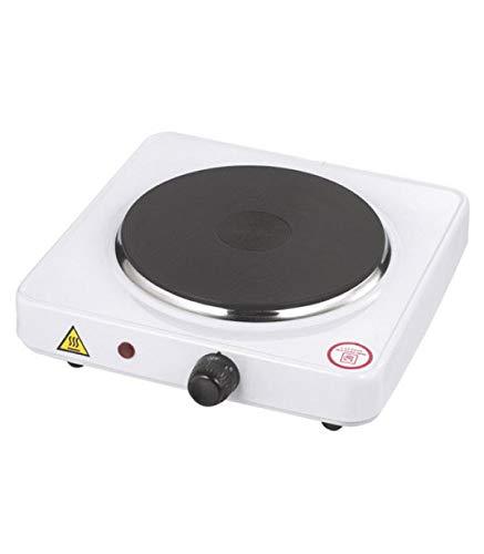 Fornello elettrico 1 piastra 1500W - Piastra 185 mm - Termostato regolabile