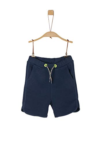 s.Oliver Junior Jungen 404.10.005.18.183.2038423 Lässige Shorts, 5798 Dark Blue, 116/REG