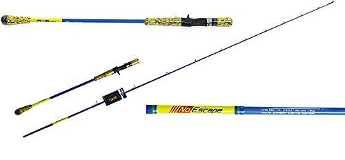 Xzoga Lemax No Escape Slow Jigging Rod Length: 6'8″ (2.05)