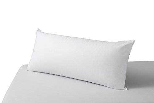 SAVEL, Almohada Antiácaros con Tejido 100% algodón, Firmeza Media, 70x40cm