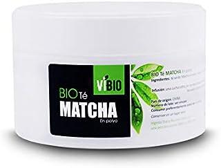 BIO Té Matcha en polvo 100g | 100% ecológico | ViBIO