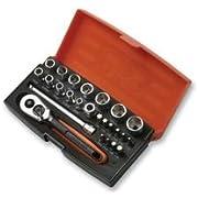 Bahco SL25 Socket Set 25 Piece 1/4 Inch Drive