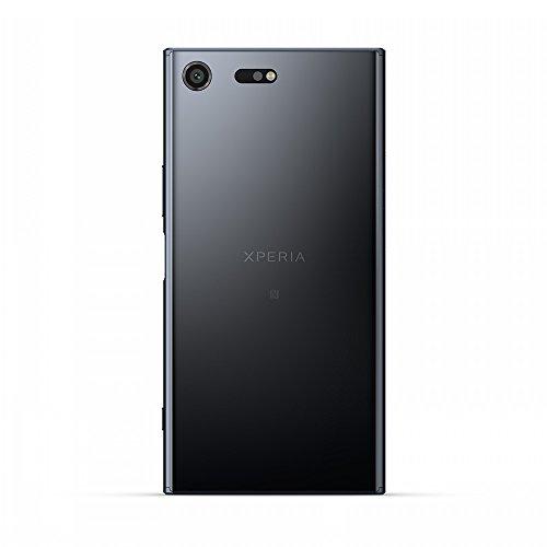 Sony Xperia XZ Premium Smartphone Débloqué 4G (Ecran: 5,5 Pouces - 64 Go - Single Sim - Android 8,0) Noir Abyssal
